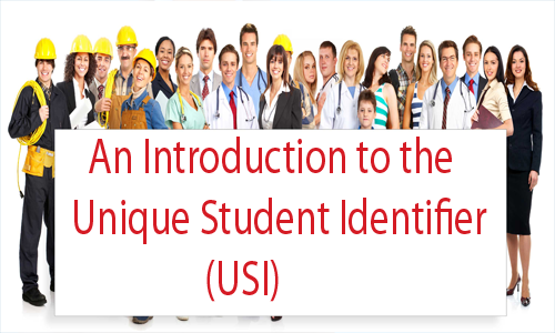 An Introduction to the Unique Student Identifier (USI)